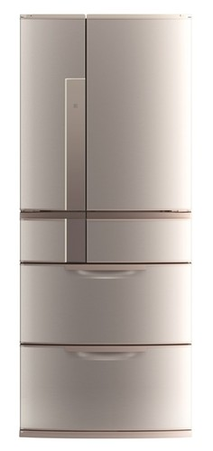 Mitsubishi-Electric-562L-French-Door-Refrigerator-with-Multi-Drawers on sale