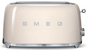 Smeg-TSF02CRAU-4-Slice-Toaster-Cream on sale