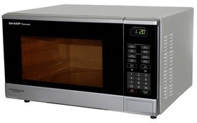 Sharp-Conventional-Microwave on sale