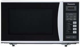 Panasonic-NN-ST342WQPQ-25L-White-Fascia-Microwave-Oven on sale