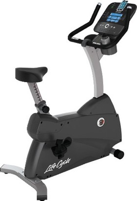 Life-Fitness-C3-Upright-Lifecycle on sale