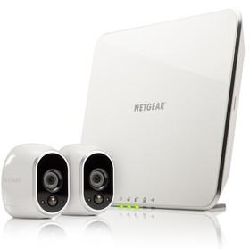 Netgear-Arlo-Security-System-with-2-HD-Wire-free-Cameras-VMS3230 on sale