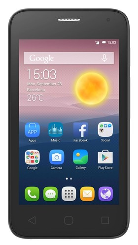 Alcatel-Pixi-First-Smartphone-Metal-Gold- on sale