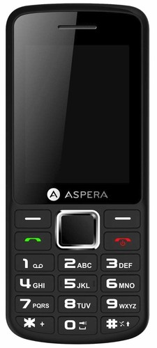 Aspera-F26-128MB-Black-3G-Mobile-Phone on sale