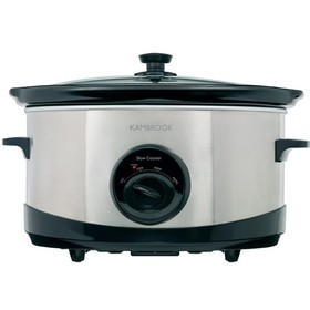 Kambrook-KSC110-Stainless-6L-Slow-Cooker on sale