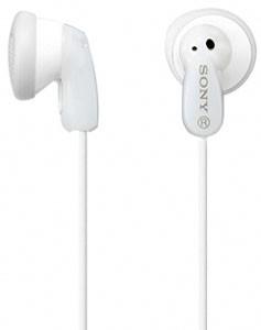 Sony-In-Ear-Headphones-White on sale