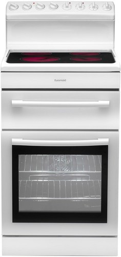 Euromaid-R54CW-54cm-Freestanding-Cooker on sale