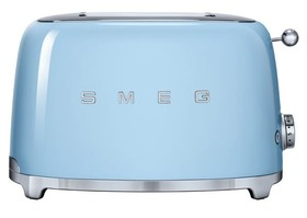 Smeg-Pastel-Blue-2-Slice-Toaster on sale