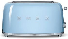Smeg-TSF02PBAU-4-Slice-Toaster-Pastel-Blue on sale