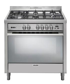 Glem-IT965MVI2-90cm-Freestanding-Gas-Cooker on sale