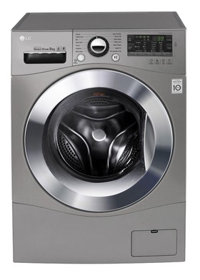 LG-9kg1400RPM-Front-Load-Washer on sale