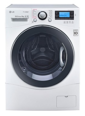 LG-WD1410SBW-10kg-Front-Load-Washer on sale