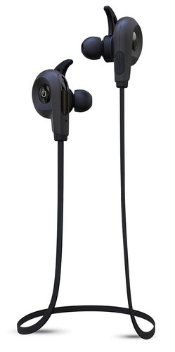 Blueant-Pump-Lite-Wireless-HD-Audio-Sportbuds-Black on sale