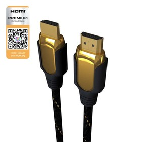Laser-CB-HDMI2-4K-Premium-Certified-4K-HDMI-Cable-2.0M on sale