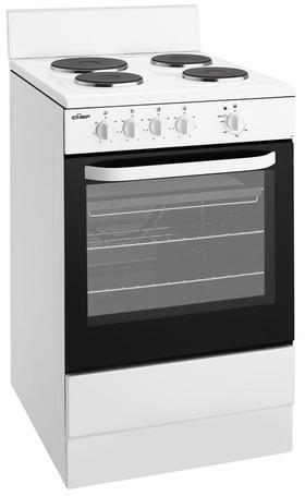 Chef-CFE532WA-54cm-Freestanding-Oven on sale