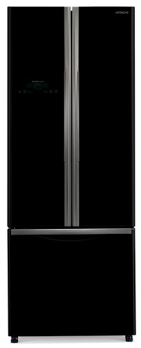 Hitachi-R-WB480PT2-GBK-456L-French-Door-Fridge-Black-Glass on sale