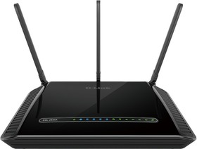 DLink-Wireless-AC1200-Modem-Router-DSL-2885A- on sale