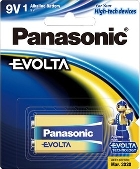 Panasonic-6LR61EG1B-EVOLTA-9V-1pk on sale