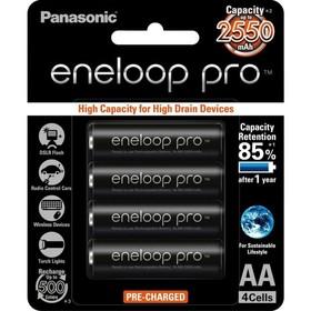 Panasonic-AA-Eneloop-Pro-Rechargeable-Batteries on sale