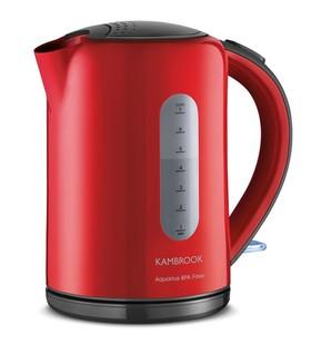 Kambrook-KAK60RED-Aquarius-BPA-Free-Kettle on sale