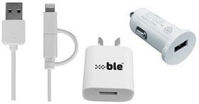 BLE-BLM3PH2C24-Lightning-Micro-USB-Cable on sale