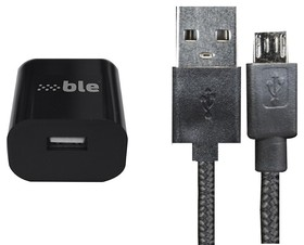 BLE-BMU12HR20-2m-Micro-USB-Braided-Cable on sale