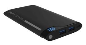 Cygnett-ChargeUp-Digital-6000-Portable-Powerbank-Black on sale