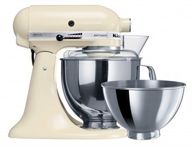 KitchenAid-KSM160-Empire-Red-Artisan-Stand-Mixers on sale