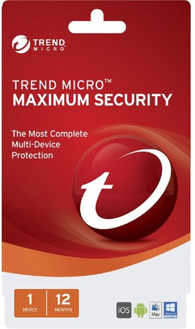 TrendMicro-Maximum-Security-1-Device-12-Months on sale