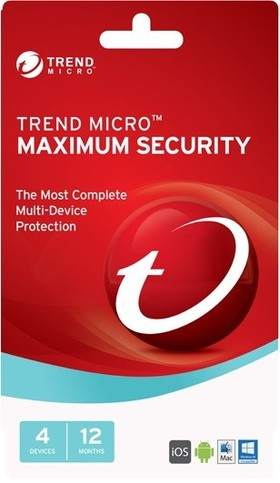Trend-Micro-Maximum-Security-2017-1-4-Devices-12-Months- on sale