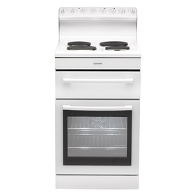 Euromaid-R54EW-54cm-Freestanding-Oven on sale