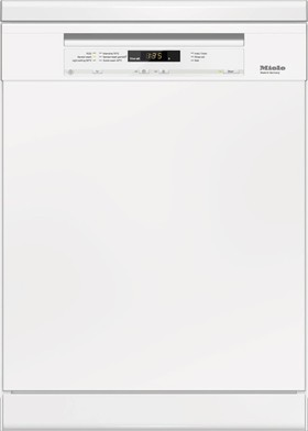 Miele-G-6100-SC-Freestanding-Dishwasher-Brilliant-White on sale