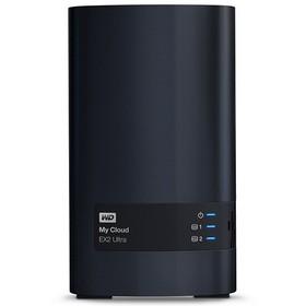 WD-WDBVBZ0160JCH-16TB-My-Cloud-EX2-Ultra on sale