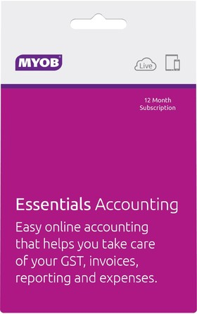 MYOB-Essentials-Accounting-One-Payroll-12mth-Subscription on sale