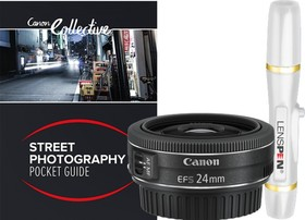 Canon-STREET-PHOTOGRAPHY-PACK-Street-Photography-Pack on sale