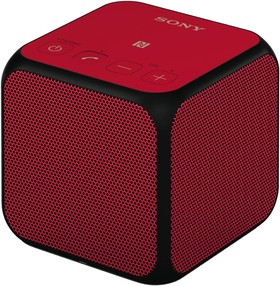 Sony-SRSX11R-Portable-Bluetooth-Wireless-Speaker-Red on sale