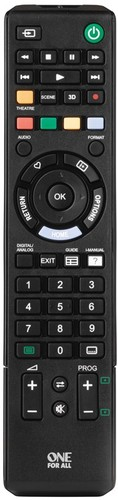 One-For-All-URC-1912-Sony-Replacement-Remote on sale