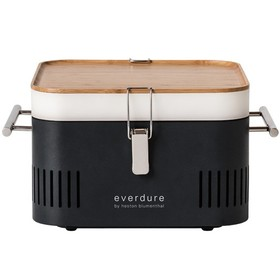 Everdure-by-Heston-Blumenthal-Cube-Graphite-Charcoal-BBQ on sale