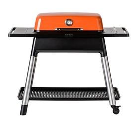 Everdure-by-Heston-Furnace-Orange-Gas-BBQ-Stand on sale