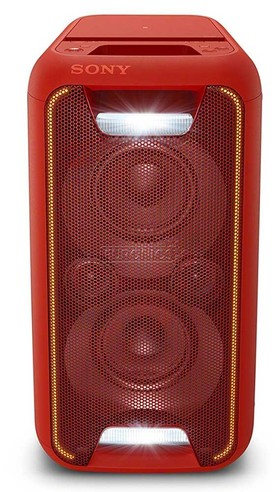 Sony-GTKXB5R-High-Power-Home-Audio-System-Red on sale