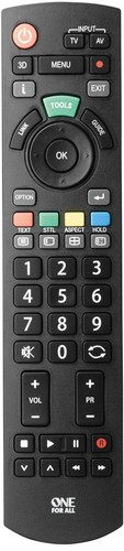 One-For-All-URC-1914-Panasonic-Replacement-Remote on sale