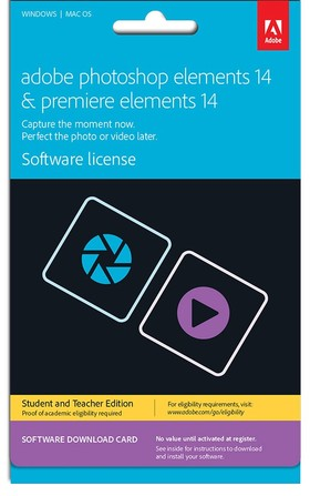Adobe-Photoshop-Premiere-Elements-14-Student-Teacher-Ed on sale