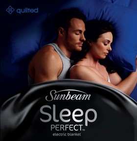 Sunbeam-BL5451-Sleep-Perfect-Quilted-Queen on sale