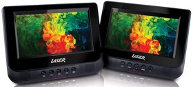Laser-Dual-7-in-Car-DVD-Player on sale