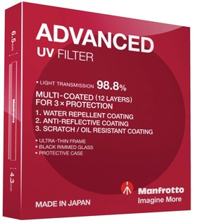 Manfrotto-599258M-58mm-Advanced-UV-Filter on sale