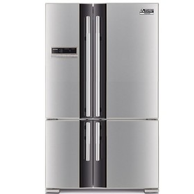 Mitsubishi-MR-L650EH-ST-A-650L-French-Door-Fridge on sale