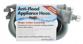 AppliancePro-DBLSTOPHOSE-Dual-Anti-Flood-Appliance-Hose on sale