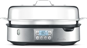 Breville-Dual-Steam-Zone-Food-Steamer on sale