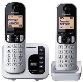 Panasonic-DECT-Twin-Handest on sale