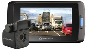 Navman-MiVUE698-Dash-Cam-2.7-LCD-Dual-Camera on sale